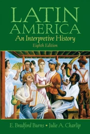 Amazon. Com: latin america: an interpretive history, 8th edition.