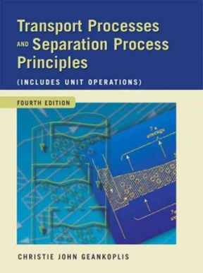 Transport processes and separation process principles includes transport processes and separation process principles includes unit operations 4th edition fandeluxe Image collections