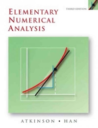 elementary numerical analysis 3rd edition textbook solutions chegg com rh chegg com Complex Variables
