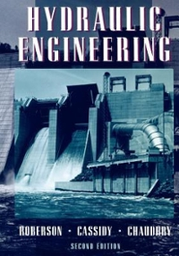 Hydraulic Engineering (2nd) edition 0471124664 9780471124665