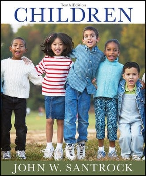 Child development 10th edition by john w santrock for sale in.
