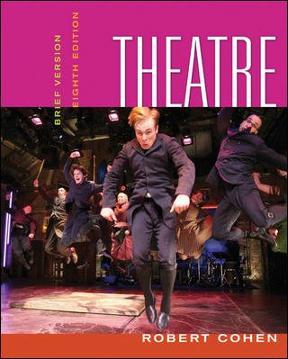 Theatre brief version 8th edition rent 9780073330907 chegg theatre brief version 8th edition fandeluxe Choice Image