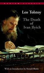 The Death of Ivan Ilyich 1st Edition 9780553210354 0553210351