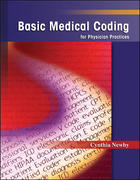 Basic Medical Coding for Physician Practices 1st edition 9780073018324 0073018325