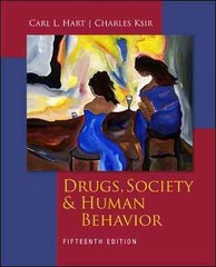 Drugs, Society, and Human Behavior 15th Edition 9780073529745 0073529745