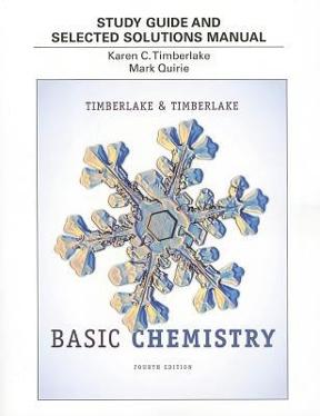 basic chemistry timberlake 4th edition pdf free