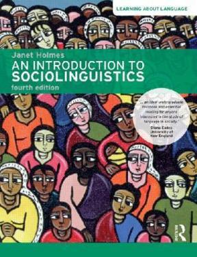 an introduction to sociolinguistics 4th edition pdf