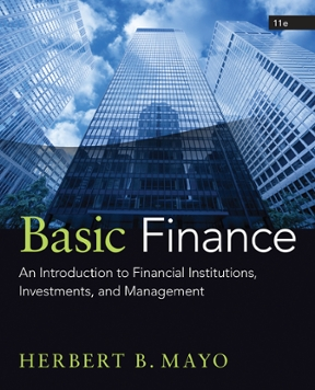 Basic finance an introduction to financial institutions investments basic finance 11th edition 9781285425795 1285425790 fandeluxe Choice Image