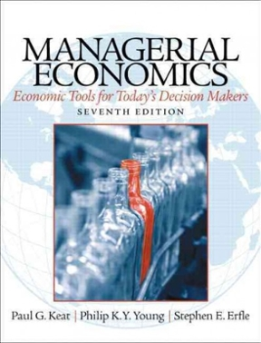 Managerial economics economic tools for todays decision makers 7th economic tools for todays decision makers fandeluxe Images