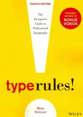Type Rules 4th Edition 9781118454053 1118454057