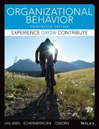 Textbook rental rent organizational behavior textbooks from chegg organizational behavior 13th edition 9781118800348 1118800346 fandeluxe Gallery