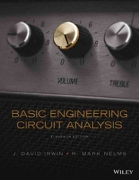 Basic engineering circuit analysis 11th edition textbook solutions basic engineering circuit analysis 11th edition view more editions fandeluxe Image collections