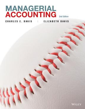 Managerial accounting 2nd edition rent 9781118548639 chegg managerial accounting 2nd edition 9781118548639 1118548639 view textbook solutions fandeluxe Choice Image