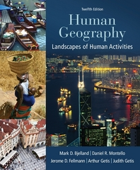 Human Geography 12th Edition 9780078021466 0078021464