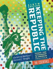 Keeping the republic: power and citizenship in american politics.