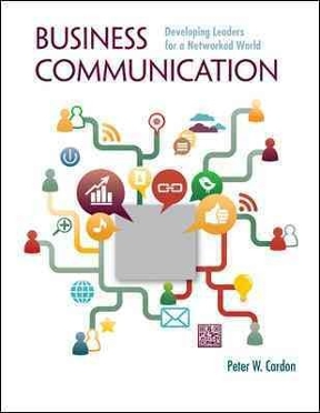 Business communication developing leaders for a networked world 2nd business communication 2nd edition 9780073403281 0073403288 fandeluxe Images