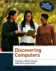 Discovering Computers 2014 1st Edition 9781285161761 1285161769