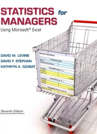 Statistics for managers using microsoft excel 7th edition textbook statistics for managers using microsoft excel 7th edition view more editions fandeluxe Images