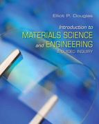 Introduction to Materials Science and Engineering 1st edition 9780132136426 0132136422