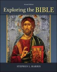 Exploring the Bible 2nd Edition 9780078038402 0078038405