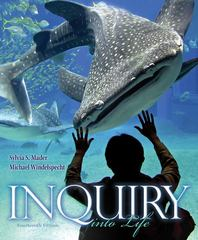 Inquiry into Life 14th Edition 9780073525525 0073525529