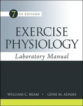 Exercise physiology laboratory manual 7th edition rent exercise physiology laboratory manual 7th edition fandeluxe Images