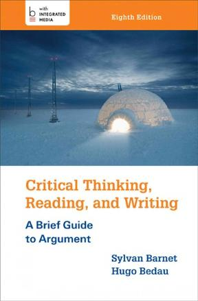critical thinking reading and writing 8th edition ebook Get instant access to ebook critical thinking and writing 8th edition pdf at our huge library thinking and writing websitesrccedu ebooks is available in digital format.