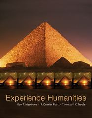 Experience Humanities, Complete 8th Edition 9780073376653 0073376655