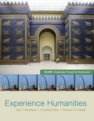 Experience Humanities 8th Edition 9780077494704 0077494709