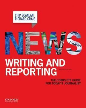 News writing and reporting textbook exchange
