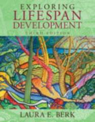 Exploring Lifespan Development 3rd Edition 9780205957385 0205957382