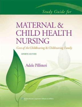 maternal and child health nursing adele pillitteri pdf