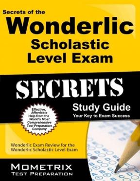 Wonderlic scholastic level exam (sle) preparation jobtestprep.
