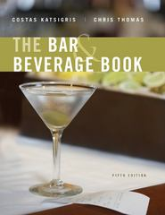 The Bar and Beverage Book 5th Edition 9780470248454 0470248459