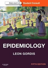 Epidemiology 5th Edition 9781455737338 145573733X
