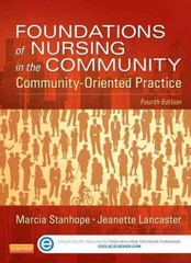Foundations of Nursing in the Community 4th Edition 9780323100946 0323100945