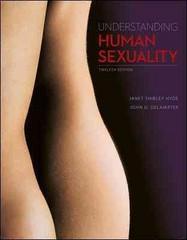 Understanding Human Sexuality 12th Edition 9780078035395 0078035392