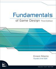 Fundamentals of Game Design 3rd Edition 9780133435702 0133435709