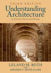 Understanding Architecture 3rd Edition 9780813349039 0813349036