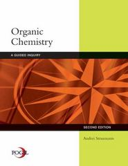Organic Chemistry 2nd edition 9780618974122 0618974121