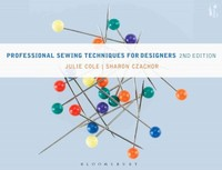 Professional Sewing Techniques for Designers 2nd Edition 9781609019259 1609019253