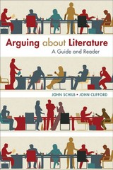 Arguing about Literature 1st Edition 9781457662096 1457662094