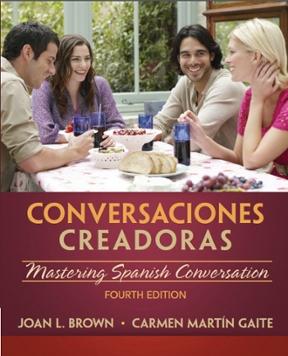 Conversaciones creadoras 4th edition rent 9781305804364 chegg conversaciones creadoras 4th edition fandeluxe Images