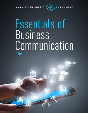 Essentials of business communication with premium website 1 term essentials of business communication with premium website 1 term 6 months printed access card 10th edition fandeluxe Gallery