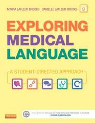 Exploring Medical Language 9th Edition 9780323113403 0323113400