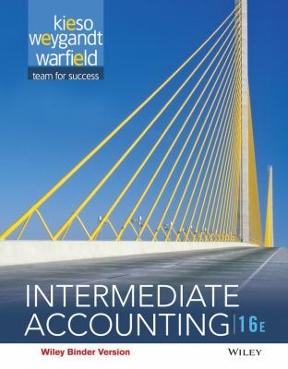 Intermediate accounting binder ready version 16th edition rent intermediate accounting binder ready version 16th edition fandeluxe Images