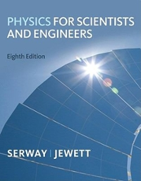 Bundle: Physics for Scientists and Engineers, Chapters 1-39, 8th + Enhanced WebAssign Homework Printed Access Card for Multi Term Math and Science (8th) edition 1111020699 9781111020699