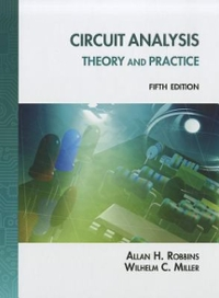 Bundle: Circuit Analysis: Theory and Practice, 5th + CourseMate Printed Access Card (5th) edition 1285267845 9781285267845