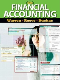 ePack: Financial Accounting, 12th + WebTutor™ on Blackboard® Instant Access Code (12th) edition 1111993719 9781111993719