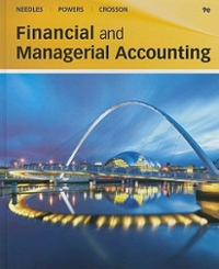 Bundle: Financial and Managerial Accounting, 9th + Working Papers, Chapters 15-28 9th edition 9781111698140 1111698147